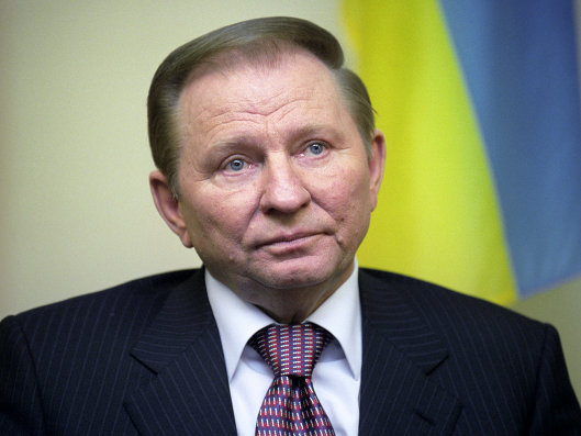 Экс-президент Украины Леонид Данилович Кучма