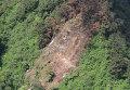 Место катастрофы российского самолета Sukhoi SuperJet-100