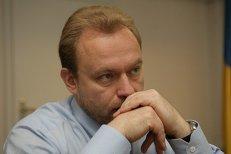 Экс-глава Госфинуслуг Украины Василий Волга