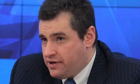 Леонид Слуцкий. Архвиное фото