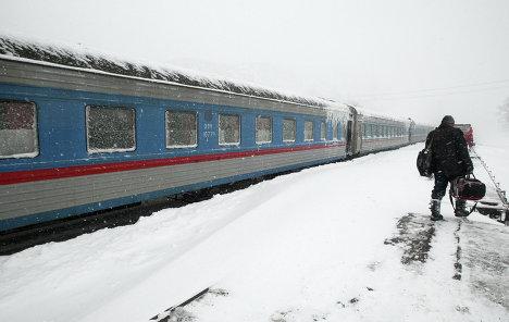 Поезд Москва - Алматы заминирован.  Такое сообщение поступило на пульт дежурно-диспетчерской службы...
