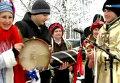Сторонники Тимошенко поздравили экс-премьера с Рождеством