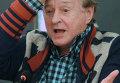Пресс-конференция народного артиста России режиссера Романа Виктюка, посвященная его 75-летнему юбилею