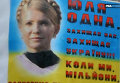 Сторонники Тимошенко приковали себя к ограде администрации Януковича
