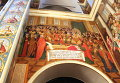 Успенский собор Киево-Печерской Лавры после реставрации