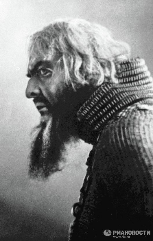 Федор Иванович Шаляпин