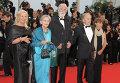 Закрытие 65-го Каннского кинофестиваля