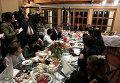 В.Путин поздравил семью Михалковых со 100-летием С.Михалкова