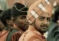 Жители города Дели