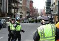 Два взрыва прогремели у финишной линии Бостонского марафона