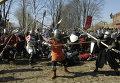 Военно-исторический фестиваль Ледовое побоище