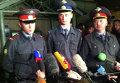 При задержании подозреваемого в убийстве ранен полицейский