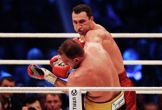 Поединок Владимира Кличко и Франческо Пьянета за титул чемпиона мира, 4 мая 2013