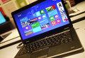 Стартовый экран операционной системы Windows 8