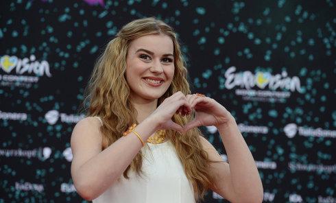 Открытие международного конкурса песни Евровидение-2013