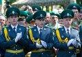 Открытие памятника Защитникам границ Отечества