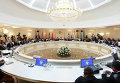 Заседание Совета глав правительств СНГ в Минске. Архивное фото