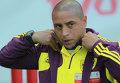 Известный футболист и спортивный директор футбольного клуба Анжи Роберто Карлос