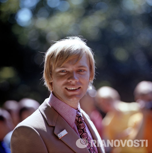 Киноактер Олег Видов