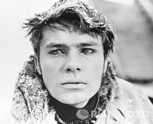 Олег Видов - кадр из фильма Метель