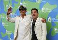Никита Михалков, Сергей Маковецкий на 64-м Венецианском кинофестивале