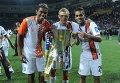 Шахтер победил Черноморец и завоевал Суперкубок Украины