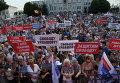 Митинг в поддержку мэра Ярославля Евгения Урлашова