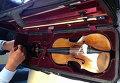 Украденная 3 года назад скрипка Страдивари найдена в Великобритании