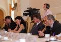Заседание Клуба главных редакторов стран СНГ, Балтии и Грузии
