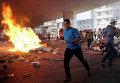Сторонники свергнутого президента Египта Мурси