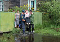 Эвакуация населения в Ленинском районе ЕАО