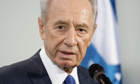 Экс-президент Израиля Шимон Перес. Архивное фото