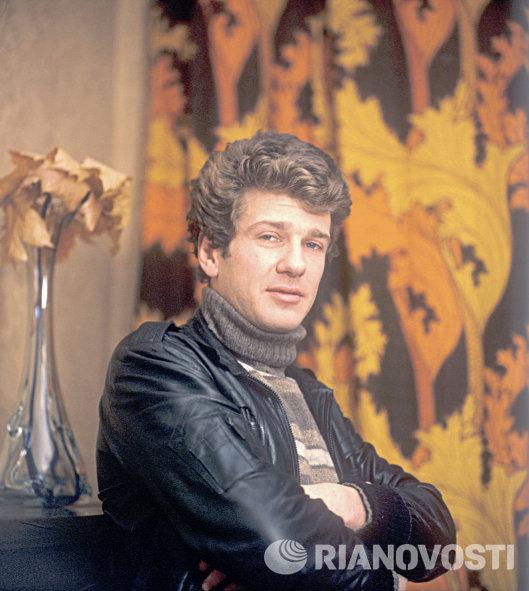 Артист театра и кино Игорь Костолевский