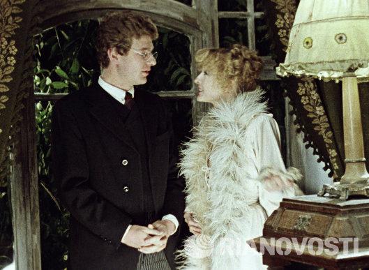 Анастасия Вертинская и Игорь Костолевский