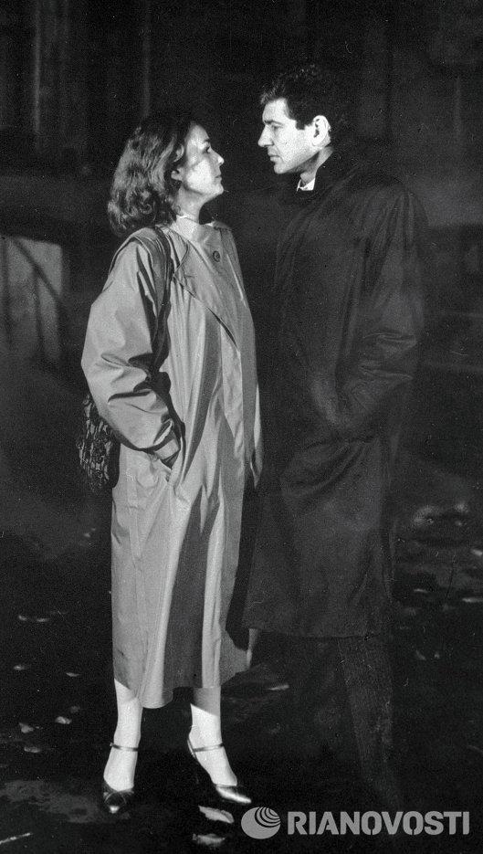 Наталья Андрейченко и Игорь Костолевский