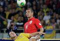 Футбол. Отборочный турнир ЧМ-2014. Матч Украина – Англия