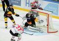 Хоккей. КХЛ. Матч Северсталь - Донбасс
