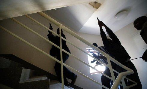 Захват заложников в Кении