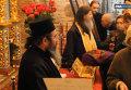 Верующие идут поклониться мощам Георгия Победоносца в Киеве