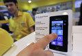 Начало продаж в Москве нового Windows-смартфона Omnia W Samsung