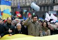 Акция протеста на Майдане Независимости