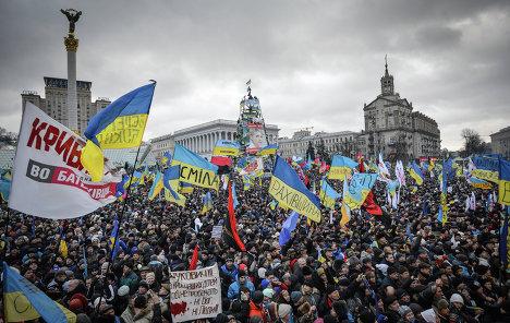 Что все таки происходит на Украине и на западе в целом.