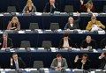 Пленарное заседание Европарламента в Страсбурге. 6 февраля 2014