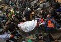 Во время столкновений на Майдане Незалежности. Архивное фото