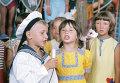 Дети на отдыхе в крымском санатории. Архивное фото