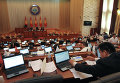 Парламент Киргизии. Архивное фото