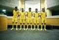 Презентация новой формы сборной Украины по футболу