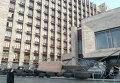 Здание Донецкой ОГА. Архивное фото