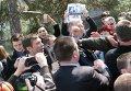 Нападение на Олега Царева в Николаеве