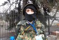 Активист антимайдана Топаз. Архивное фото